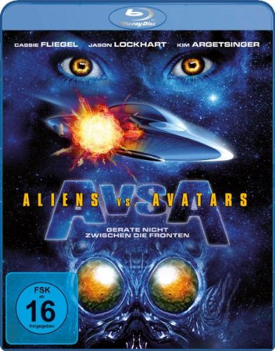 Aliens vs. Avatars [Blu-ray]