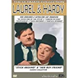 The Laurel & Hardy Ultimate Collection Vol. 9: Verehrer & Vaterliebe auf Irrwegen & Teamwork der Komik (Dick und Doof)