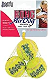 KONG SqueakAir Ball Dog Toy, X-Small (3-pack)