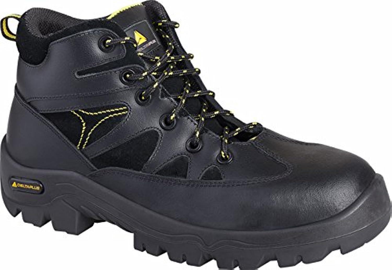 Delta plus calzado - Botas pier flor nubuck s3 hro src 42 negro