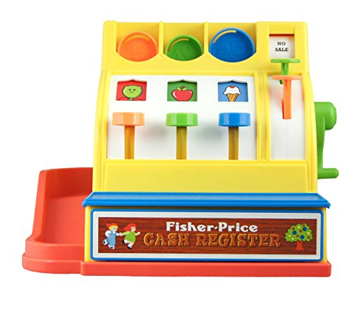 FISHER PRICE 2073  Registrierkasse, Motorikspielzeug