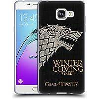 Officiel HBO Game Of Thrones Stark Devises De Maison Étui Coque en Gel molle pour Samsung Galaxy A5 (2016)