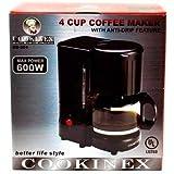 Cookinex Ed-252 12 Cup Anti Drip Coffee Maker