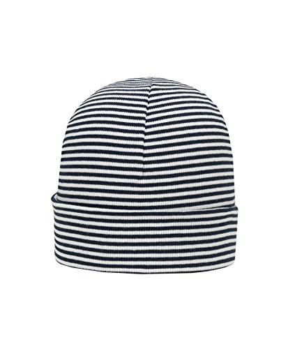 Döll - Bonnet Mixte - Trikot-Topfmütze 9987840995 Bleu (total eclipse 3000)