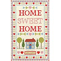 Bothy Threads HOME SAMPLER Cross Stitch Kit by Bothy Threads