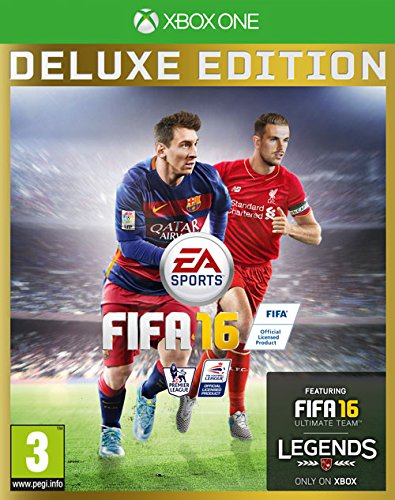 FIFA 16 Deluxe Edition (Xbox One) 51 gDpMyQCL