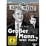 Großer Mann - was nun? / Die komplette 8-teilige Kultserie mit Gustav Knuth