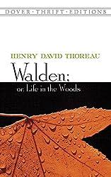 Walden; or, Life in the Woods. Walden oder Leben in den Wäldern, englische Ausgabe