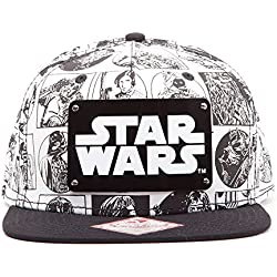 Bio - Gorra Estilo Cómic Star Wars
