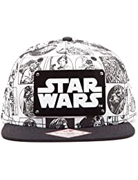 Star Wars - Casquette - Comic Style with Metal Plate Logo