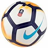 Nike Compétences de football 2017–2018Petit Ballon de football Taille 1Blanc/Multi Premier League clubs