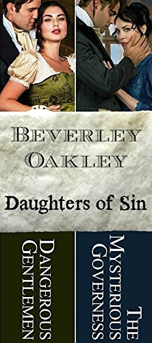 Daughters of Sin Box Set - Book 2 & 3 Dangerous Gentlemen and The Mysterious Governess (English Edition)