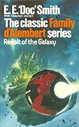 Revolt of the Galaxy (Panther Books)