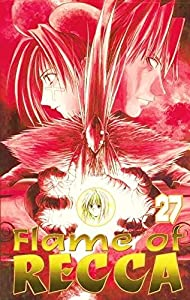 Flame of Recca Edition simple Tome 27