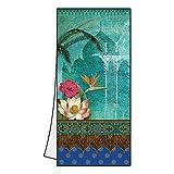 Paperproducts Design Design Kaschmir exotischen Lotus Küche/Bar Handtuch