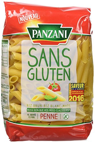 Panzani Pâtes Penne sans Gluten 400 g