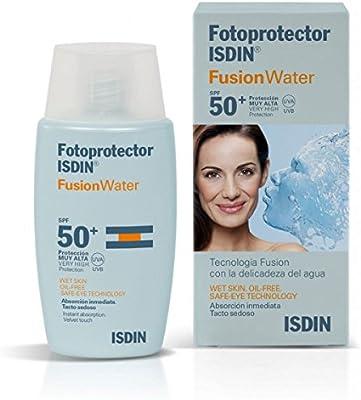 Isdin Fusion Water SPF 50 Foto Protector Cuidado Solar - 50 ml