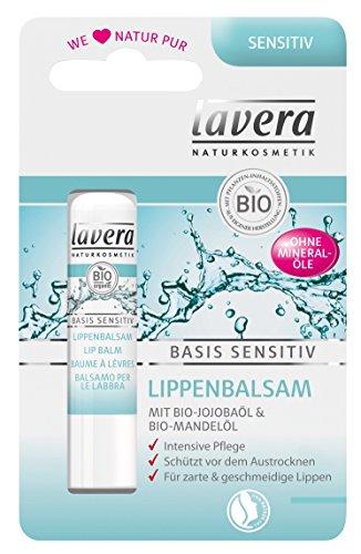 lavera-lippenbalsam-basis-sensitiv-bio-jojoba-fur-zarte-lippen-bio-pflanzenwirkstoffe-naturkosmetik-
