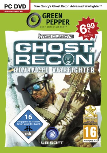 Tom Clancy\'s Ghost Recon: Advance Warfighter [Green Pepper]