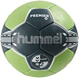 Hummel, Pallone da pallamano Adulto 1, Verde (Green/Blue), 3