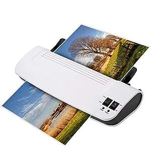 zoomyo Plastifieuse A4 OL289 pour une utilisation à la maison ou au bureau   30 films inclus