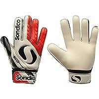 Sondico Kids Match Junior Boys Goalkeeper Gloves Football Training Sports