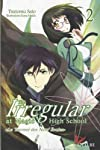 The Irregular at Magic High School Edition simple Tome 2