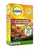 Solabiol 86600424 Natural Universal alimento para Plantas, 800 gm
