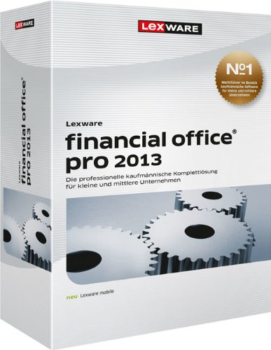 Lexware Financial Office Pro 2013 Update (Version 13.00)
