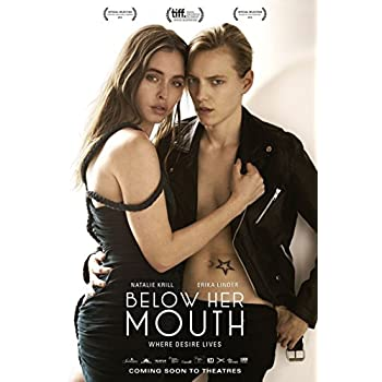 Below Her Mouth Movie Poster 70 X 45 cm