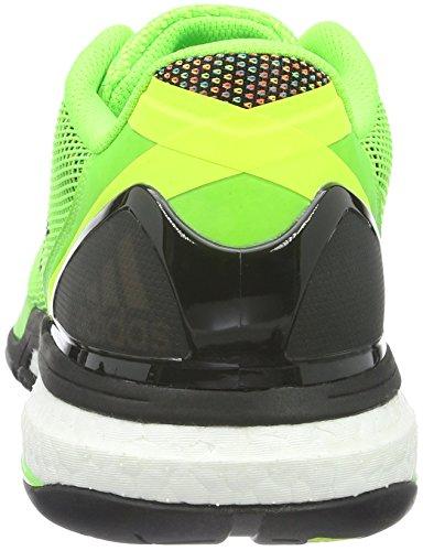 adidas Stabil Boost Ii, Chaussures de Handball Homme green