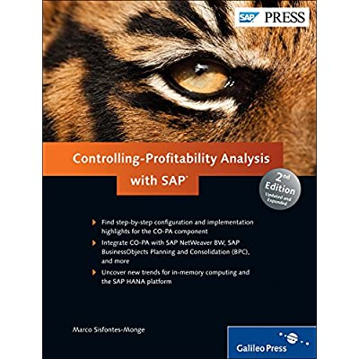 Controlling-Profitability Analysis with SAP : Configuring CO-PA