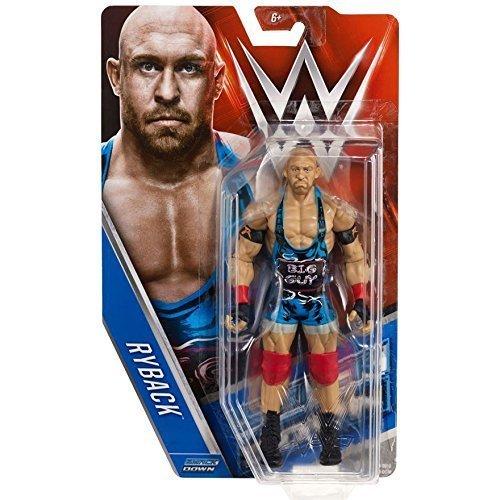 Basic Serie 63Actionfigur-WWE Ryback (Wrestling Spielzeug Action-figuren)