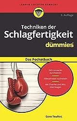 Techniken der Schlagfertigkeit für Dummies Das Pocketbuch