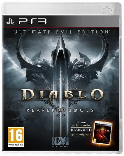 Activision Sw Ps3 87175 Diablo III Ultimate Evil Edition