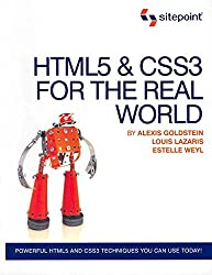 [(HTML5 and CSS3 in the Real World)] [By (author) Estelle Weyl ] published on (May, 2011)