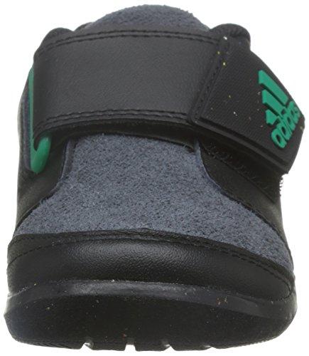 adidas Fortaplay Ac I - onix/cblack/corgrn Schwarz