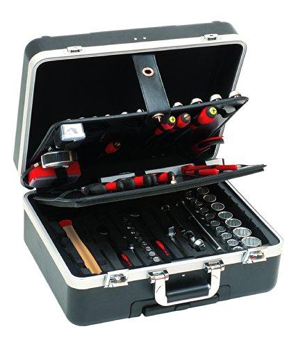 Peddinghaus Handwerkzeuge Universal-Werkzeugtrolley Kunststoff 128-teilig, 9538128001