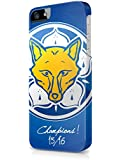 Leicester City FC Design case for iphone 5/5s/5se. Football UK (4)