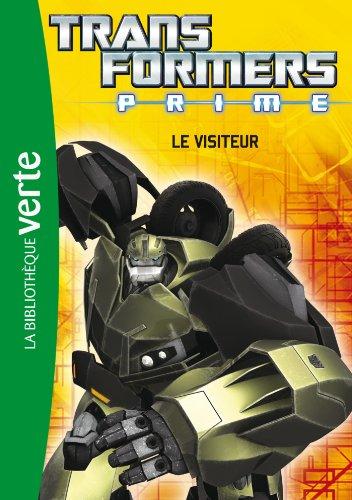 Transformers Prime 03 - Le visiteur