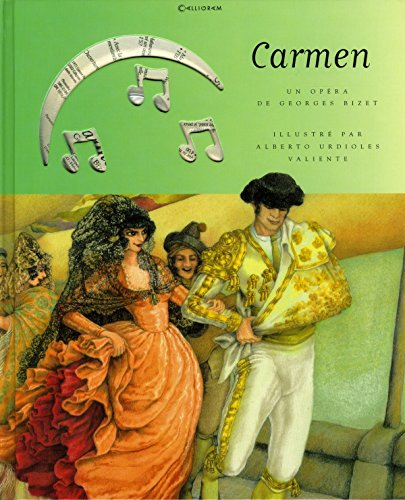 Carmen (inclus un CD audio)