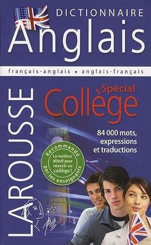 Francais Anglais - Dictionnaire Français Anglais & Anglais Français spécial
