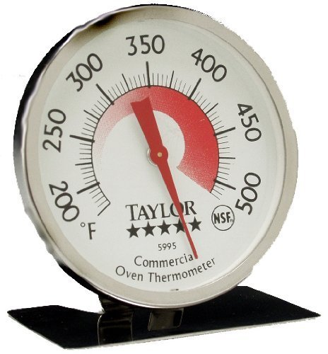 Taylor Professional Zeigerthermometer von Taylor Ofen Thermometer