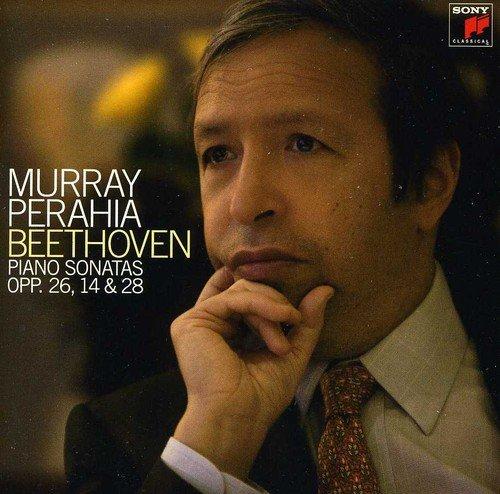 Beethoven: Klaviersonaten Nr. 9&10 (op.14), Nr. 12 (op.26), Nr. 15 (op. 28