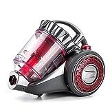 PUPPYOO WP9 Force Puissant Aspirateur Traîneau Silence Sans Sac Multi-système Cyclonique 6 Accessoires Inclus