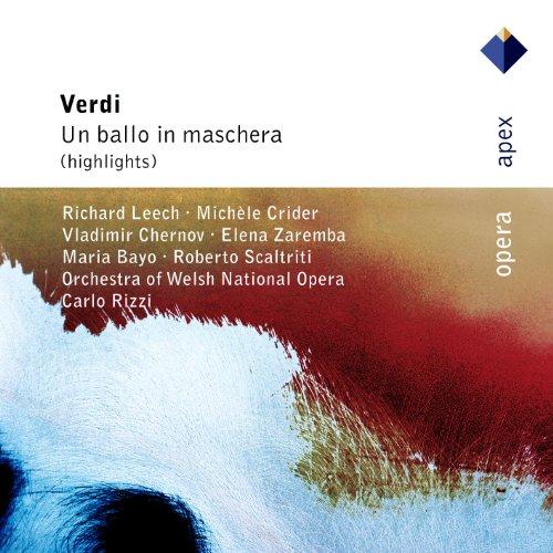"Verdi : Un ballo in maschera : Act 2 ""Teco io sto"" [Riccardo, Amelia]"