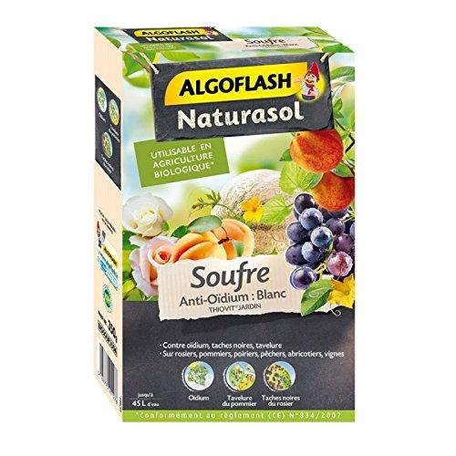 Soufre Anti Oidium Algoflash 350gr