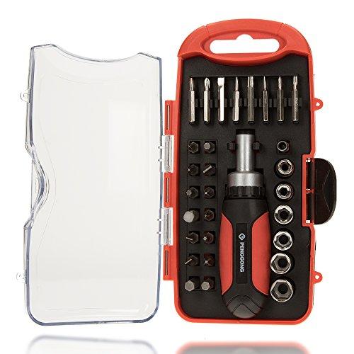 Preisvergleich Produktbild iTecXpress24 Premium Präzisions Multifunktionswerkzeug für Multimedia Handy Reparatur | Handy, SmartPhone, Notebook / PC / Monitor / Fahrrad / Brille / Haushalt u.v.w.