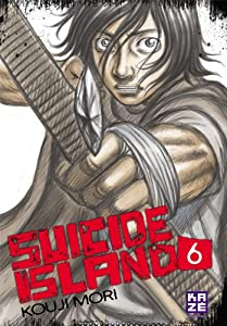 Suicide Island Edition simple Tome 6