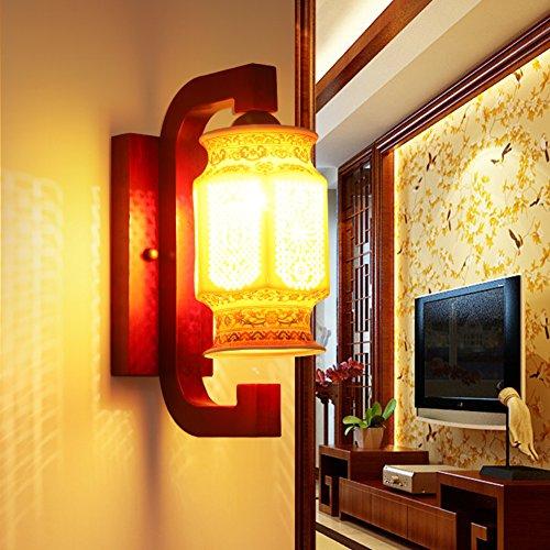 lampada da parete di stile cinese moderna/